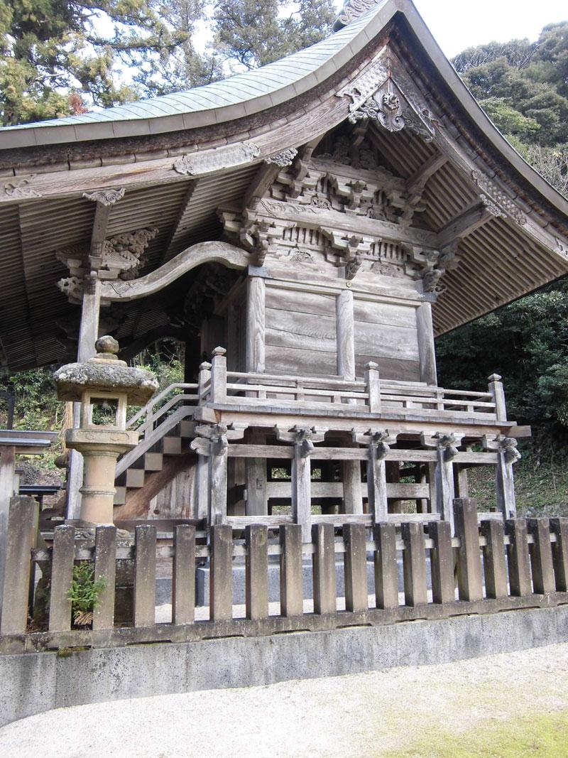 赤江八幡宮へ初詣