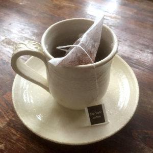 ディップスタイルのコーヒー