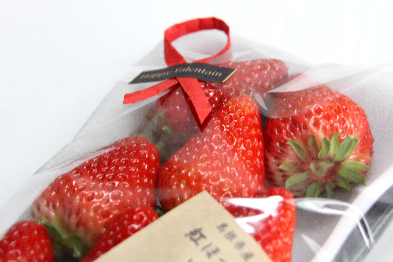 Valentine's Day 紅ほっぺ